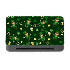 St Patricks Day Pattern Memory Card Reader With Cf