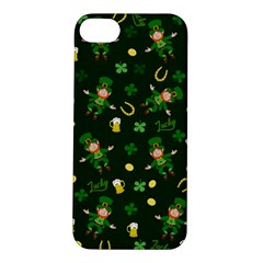 St Patricks Day Pattern Apple Iphone 5s/ Se Hardshell Case