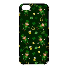 St Patricks Day Pattern Apple Iphone 5c Hardshell Case