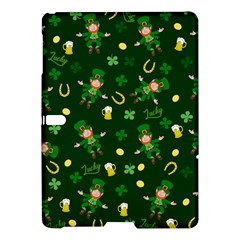 St Patricks Day Pattern Samsung Galaxy Tab S (10 5 ) Hardshell Case