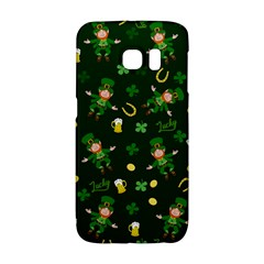 St Patricks Day Pattern Galaxy S6 Edge