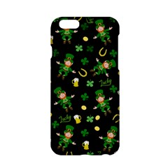 St Patricks Day Pattern Apple Iphone 6/6s Hardshell Case