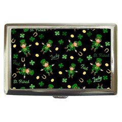 St Patricks Day Pattern Cigarette Money Cases