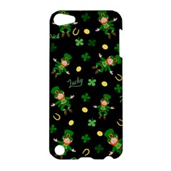 St Patricks Day Pattern Apple Ipod Touch 5 Hardshell Case
