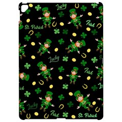 St Patricks Day Pattern Apple Ipad Pro 12 9   Hardshell Case