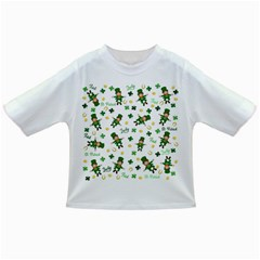 St Patricks Day Pattern Infant/toddler T Shirts