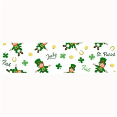 St Patricks Day Pattern Large Bar Mats