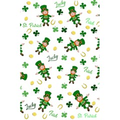 St Patricks Day Pattern 5 5  X 8 5  Notebooks