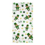 St Patricks day pattern Shower Curtain 36  x 72  (Stall)  33.26 x66.24 Curtain