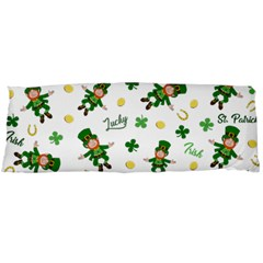 St Patricks Day Pattern Body Pillow Case Dakimakura (two Sides)