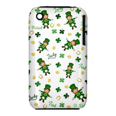 St Patricks Day Pattern Iphone 3s/3gs