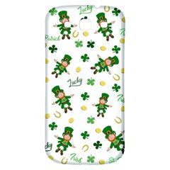St Patricks Day Pattern Samsung Galaxy S3 S Iii Classic Hardshell Back Case