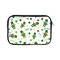 St Patricks Day Pattern Apple Ipad Mini Zipper Cases
