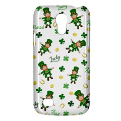 St Patricks Day Pattern Galaxy S4 Mini