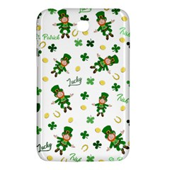 St Patricks Day Pattern Samsung Galaxy Tab 3 (7 ) P3200 Hardshell Case