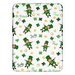St Patricks Day Pattern Samsung Galaxy Tab 3 (10 1 ) P5200 Hardshell Case