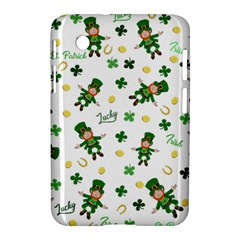 St Patricks Day Pattern Samsung Galaxy Tab 2 (7 ) P3100 Hardshell Case