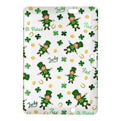 St Patricks Day Pattern Kindle Fire Hdx 8 9  Hardshell Case
