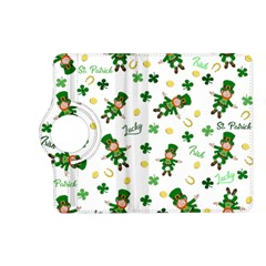 St Patricks Day Pattern Kindle Fire Hd (2013) Flip 360 Case