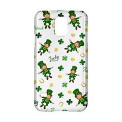 St Patricks Day Pattern Samsung Galaxy S5 Hardshell Case