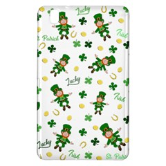 St Patricks Day Pattern Samsung Galaxy Tab Pro 8 4 Hardshell Case