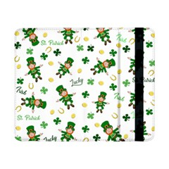 St Patricks Day Pattern Samsung Galaxy Tab Pro 8 4  Flip Case