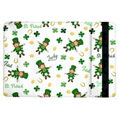 St Patricks Day Pattern Ipad Air Flip