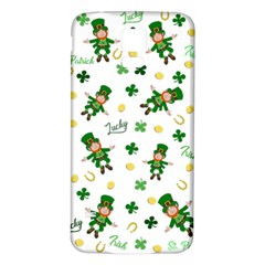 St Patricks Day Pattern Samsung Galaxy S5 Back Case (white)