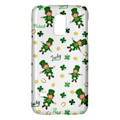 St Patricks Day Pattern Galaxy S5 Mini