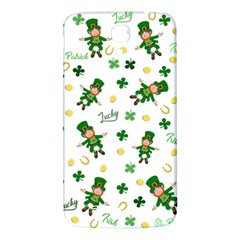 St Patricks Day Pattern Samsung Galaxy Mega I9200 Hardshell Back Case
