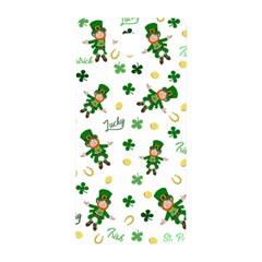 St Patricks Day Pattern Samsung Galaxy Alpha Hardshell Back Case
