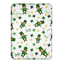 St Patricks Day Pattern Samsung Galaxy Tab 4 (10 1 ) Hardshell Case