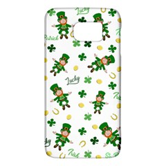 St Patricks Day Pattern Galaxy S6