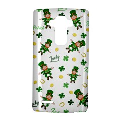 St Patricks Day Pattern Lg G4 Hardshell Case