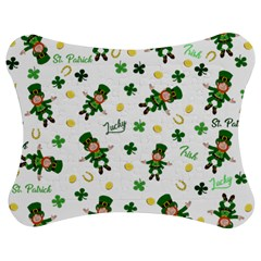 St Patricks Day Pattern Jigsaw Puzzle Photo Stand (bow)