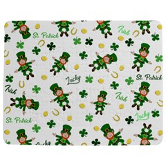 St Patricks Day Pattern Jigsaw Puzzle Photo Stand (rectangular)
