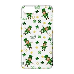 St Patricks Day Pattern Apple Iphone 8 Hardshell Case