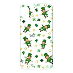 St Patricks Day Pattern Apple Iphone X Hardshell Case