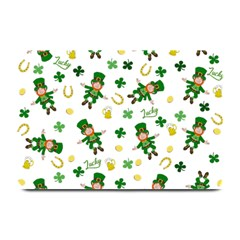 St Patricks Day Pattern Plate Mats