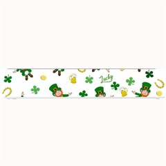 St Patricks Day Pattern Small Bar Mats