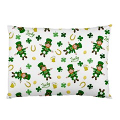 St Patricks Day Pattern Pillow Case