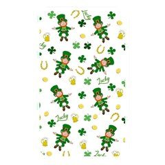 St Patricks Day Pattern Memory Card Reader