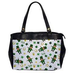 St Patricks Day Pattern Office Handbags
