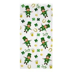 St Patricks Day Pattern Shower Curtain 36  X 72  (stall)
