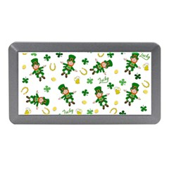 St Patricks Day Pattern Memory Card Reader (mini)
