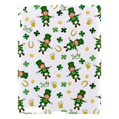St Patricks Day Pattern Apple Ipad 3/4 Hardshell Case