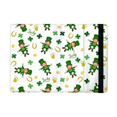 St Patricks Day Pattern Apple Ipad Mini Flip Case