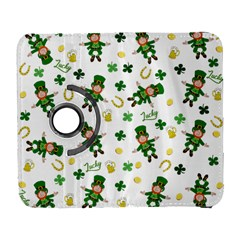 St Patricks Day Pattern Galaxy S3 (flip/folio)