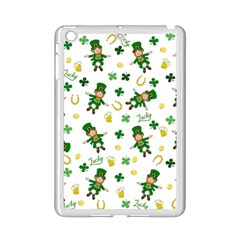St Patricks Day Pattern Ipad Mini 2 Enamel Coated Cases