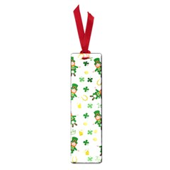 St Patricks Day Pattern Small Book Marks